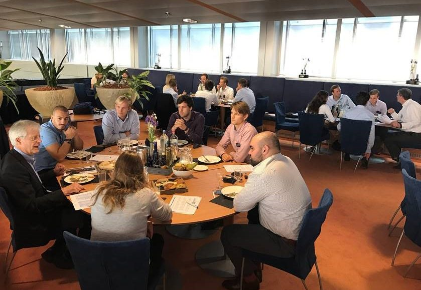 Magnet UK – ExCo Breakfast – 12th September
