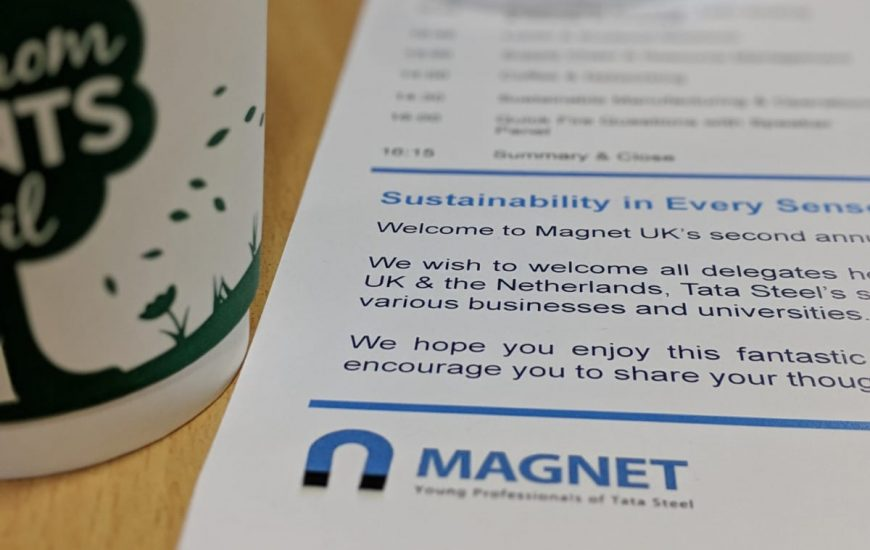 Magnet Symposium UK – Sustainable in every sense